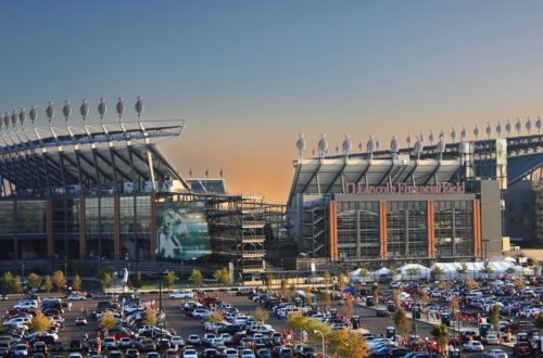 Advantage Engineers install and maintain DAS at Lincoln Financial Field